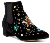 Betsey Johnson Jax Embellished Chelsea Boot