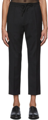 Cmmn Swdn Black Stan Lounge Pants