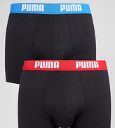 Puma 2 Pack Boxers In Multi 521015001505