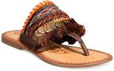 Naughty Monkey Monaco Flat Sandals