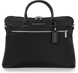 Briggs & Riley Slim Business Briefcase