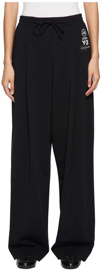 Yohji Yamamoto Lux Wide Pants