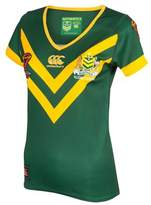 Canterbury of New Zealand Kangaroos 2017 Women's Replica Pro World Cup Jersey
