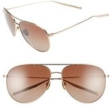 Salt 'Francisco' 59mm Gradient Sunglasses