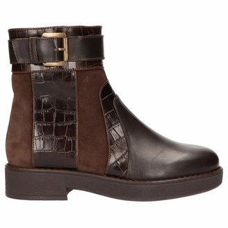 Geox Women's D Adrya F Ankle Boots
