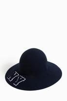 Joshua Sanders NY Felt Hat