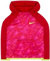 Nike Toddler Girl Sublimated Printed Pullover Therma Hoodie