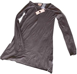 81 Hours 81hours Brown Cotton Top for Women