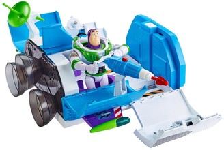 Toy Story Buzz Space Command Playset