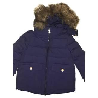 Pyrenex Blue Polyester Jackets & Coats