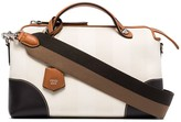 Fendi medium By The Way canvas tote bag