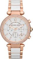 Michael Kors MK5774 Parker rose gold-plated watch