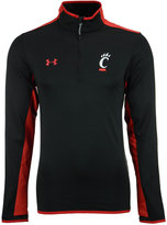Under Armour Men's Cincinnati Bearcats SMU Quarter-Zip Pullover