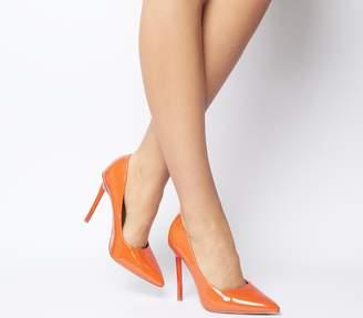 Office Hayden Court Shoes Orange