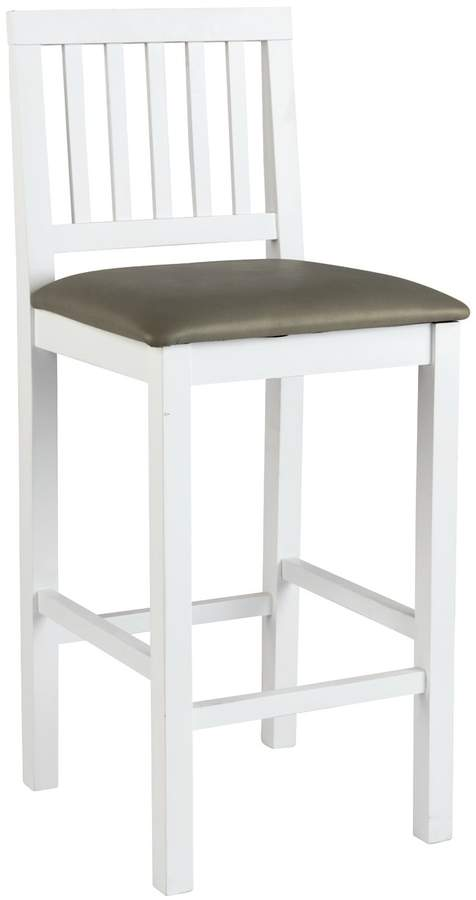 Strange Upholstered Bar Stools Shopstyle Uk Machost Co Dining Chair Design Ideas Machostcouk