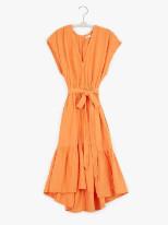 XiRENA The Maren Dress In Orangina - XS