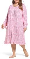 Eileen West Plus Size Women's Waltz Stretch Modal Nightgown