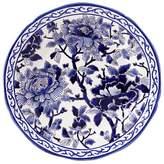 Gien Piviones Bleu Dinner Plate