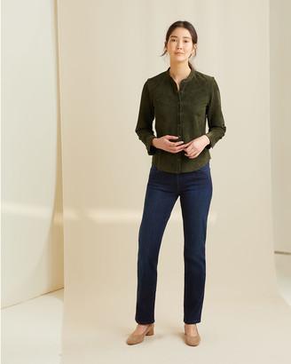 Jigsaw 32 Inch Windsor Straight Leg Jeans