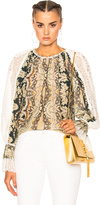Etro Printed Voluminous Blouse
