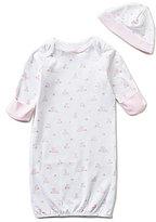 Little Me Newborn Baby Bunnies Gown
