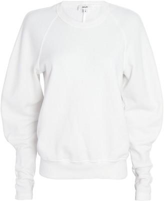 A.L.C. Ashton Blouson Sleeve Sweatshirt