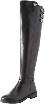 Laura Biagiotti Women's 5150_Ag High Boots, Black 01