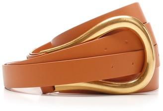 Bottega Veneta Double Strap Belt