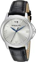 Raymond Weil Men's 5476-ST-00657 Tradition Dial Watch