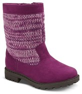 Cherokee Toddler Girls' Dacey Sweater Boots