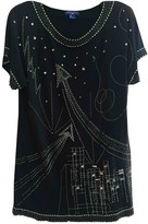 Jimmy Choo For H&M For H&m Black Cotton Dress for Women