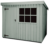 Crane National Trust by Oxburgh Garden Shed, 1.8 x 3m