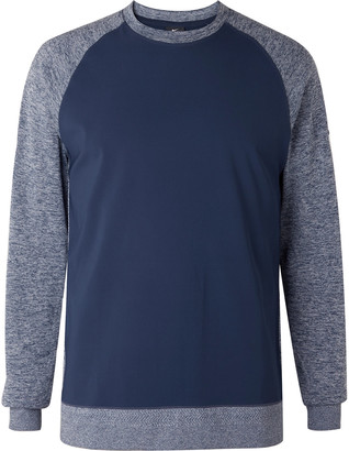 Nike Dri-Fit Player Colour-Block Golf Sweatshirt