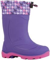Kamik Purple Snobuster 2 Rain Boot - Kids
