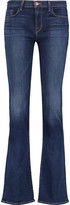 J Brand Betty high-rise bootcut jeans