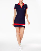 Fila Jennifer Cotton Polo Tennis Dress