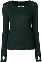 MM6 MAISON MARGIELA crewneck pullover