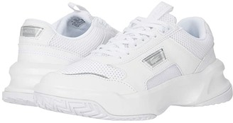 Lacoste Ace Lift 0320 2 SFA (White/White) Women's Shoes