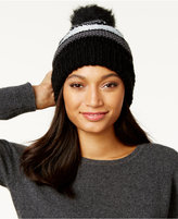 INC International Concepts Chunky Stitch Beanie, Only at Macy's