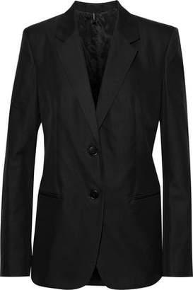 Helmut Lang Cotton-blend Twill Blazer