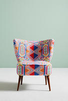 Anthropologie Kezia Occasional Chair