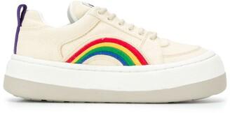 Eytys Rainbow Detail Sneakers