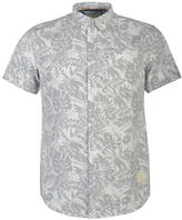 Soulcal Deluxe Hibiscus Shirt Mens