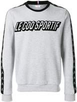 Le Coq Sportif logo sweatshirt