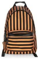 Ami Printed Stripe Backpack