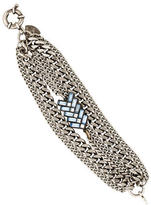 Giles & Brother Multistrand Chain Link Bracelet