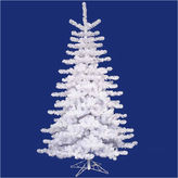 Asstd National Brand 14' Crystal White Medium Artificial Christmas Tree- Unlit