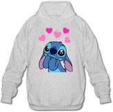 BANANA Men's Blue 626 Subject Stitch Sweaters Hoodies Long Sleeve