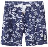 Tiger Joe Boys' Rogue Sailor Boardshort (210) - 8148107