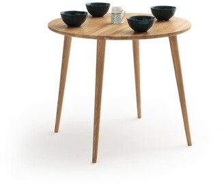 Ash CRUESO 4 Seater Solid Dining Table